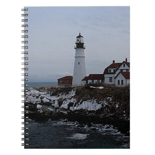 Portland Head Lighthouse Notebook