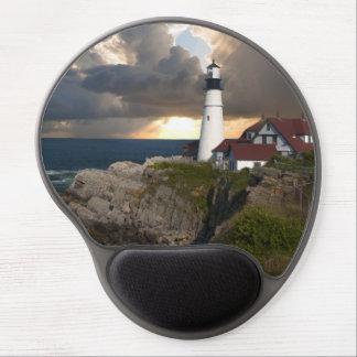 Portland Head Lighthouse Photo Gel Mousepad