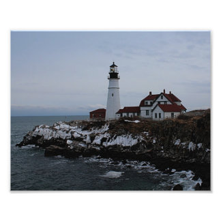 Portland Head Lighthouse Photo Print