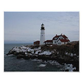 Portland Head Lighthouse Art Photo