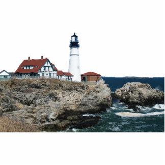 Portland Head Lighthouse Photo Cut Outs