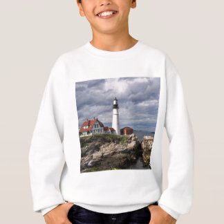 Portland Head Lighthouse Sweatshirt
