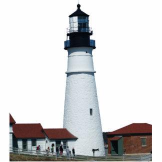 Portland Head Lighthouse Tower Photo Cutout