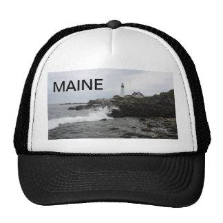 Portland Head Lighthouse Trucker Hat