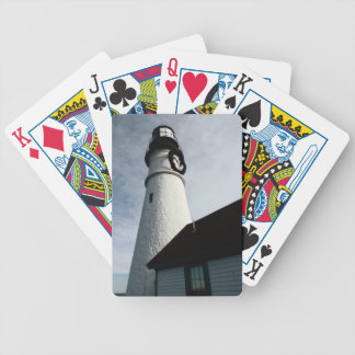 Portland Headlight Bicycle Playing Cards