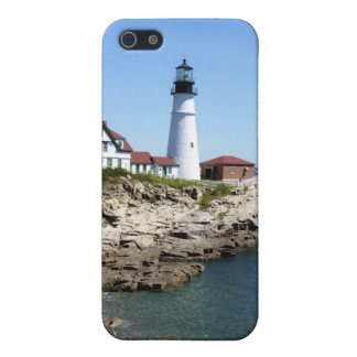 Portland Headlight Cover For iPhone SE/5/5s