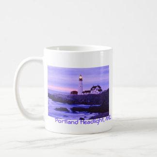 Portland HeadLight, ME Coffee Mug