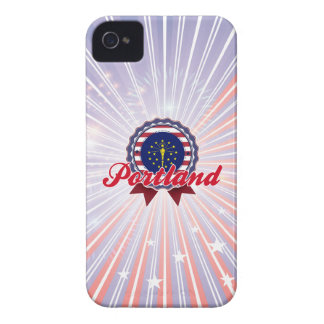 Portland, IN iPhone 4 Cover