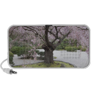 Portland Japanese Gardern, Portland, Oregon, iPod Speakers