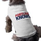 Portland Knows Shirt
