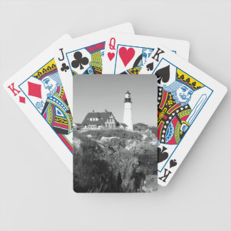 Portland Lighthouse Playing Cards