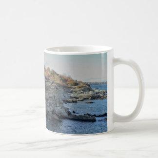 Portland Maine Cliffs Coffee Mug