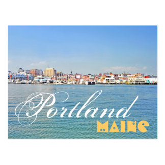 Portland, Maine, los E.E.U.U. Postales