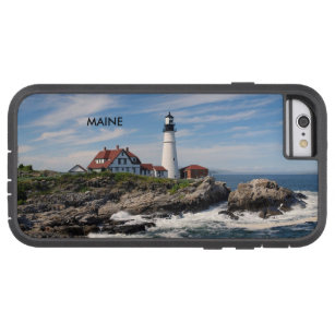 PORTLAND MAINE TOUGH XTREME iPhone 6 CASE