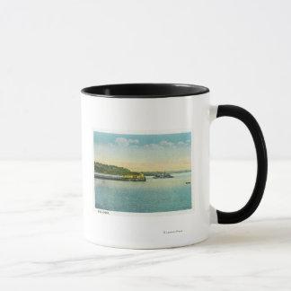 Portland, MaineView of the Bug Lighthouse Mug