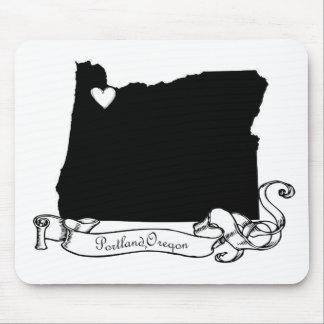 Portland Mouse Pad