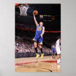 PORTLAND, O - 5 DE ABRIL:  Curry #30 de Stephen de Poster