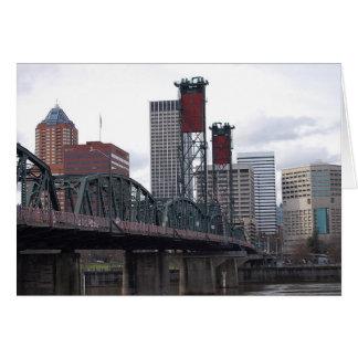 Portland, O céntrico Tarjetón