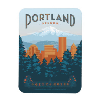 Portland, O Imanes Flexibles
