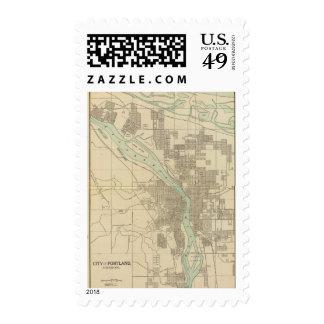 Portland, o sello