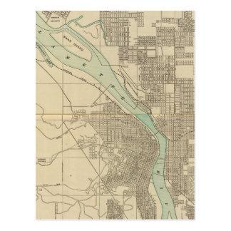 Portland, o tarjeta postal