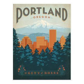 Portland, O Tarjetas Postales
