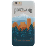 Portland, OR Barely There iPhone 6 Plus Case