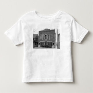 Portland, OR Fire Station #17 View Photograph Toddler T-shirt