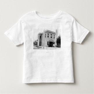 Portland, OR Fire Station #30 Horse Cart Toddler T-shirt