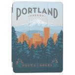 Portland, OR iPad Air Cover