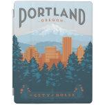 Portland, OR iPad Cover