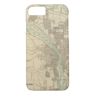 Portland, Or iPhone 7 Case