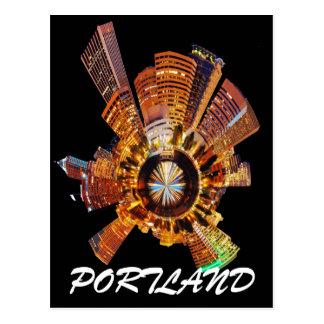 PORTLAND OR POSTCARD