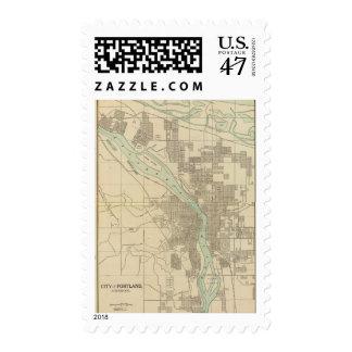 Portland, Or Stamp