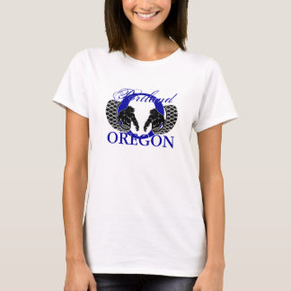 Portland Oregon Beaver T-Shirt