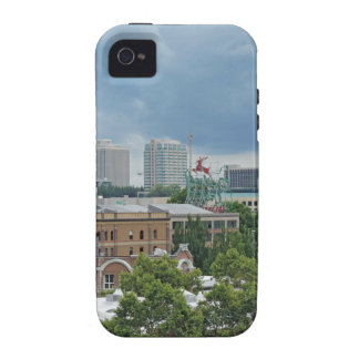 Portland Oregon Vibe iPhone 4 Covers