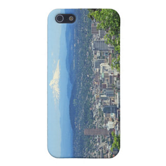 Portland, Oregon City and Mountain View iPhone 5 Cover