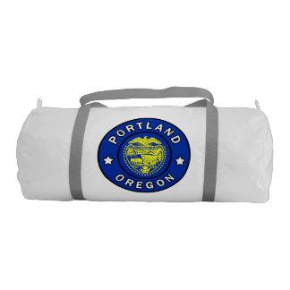 Portland Oregon Duffle Bag