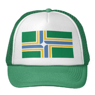 Portland Oregon Flag Hat