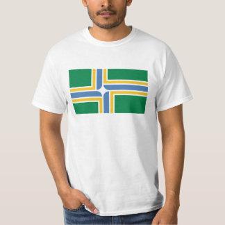 Portland Oregon Flag T-shirt