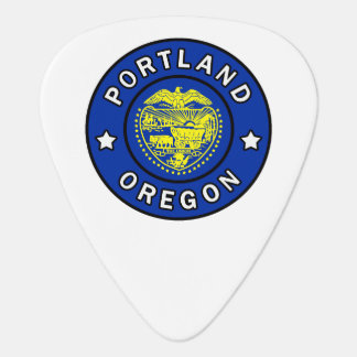 Portland Oregon Guitar Pick
