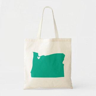 Portland Oregon Love Tote Tote Bag