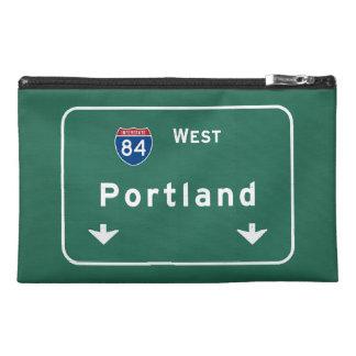 Portland Oregon or Interstate Highway Freeway : Travel Accessories Bags