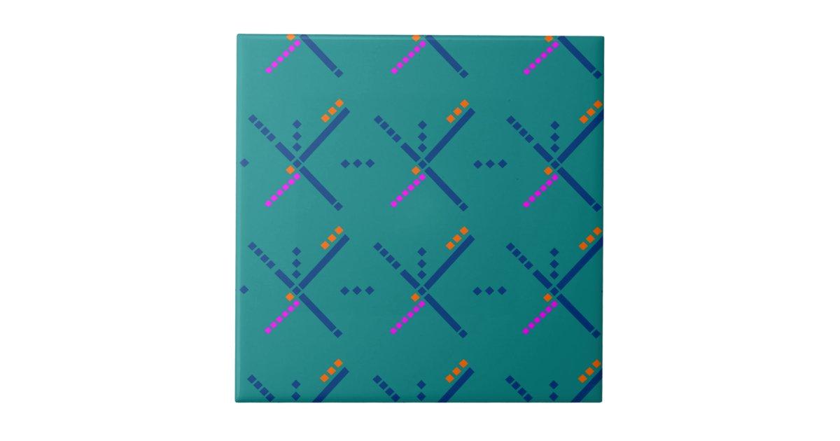 Portland Oregon PDX Airport Carpet Ceramic Tile Zazzle