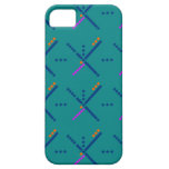 Portland Oregon PDX Airport Carpet iPhone 5 Cover