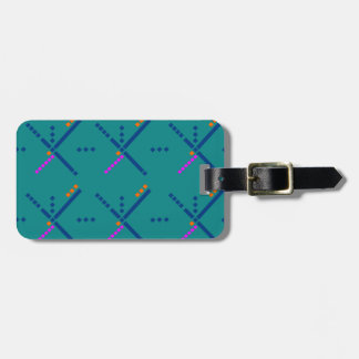 Portland Oregon PDX Airport Carpet Tags For Luggage