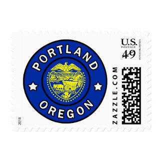 Portland Oregon Postage