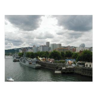 Portland Oregon Rose Festival Fun Center Postcards