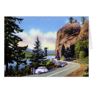 Portland Oregon Shepperds Dell Incomparable Gorge Card