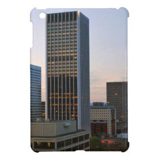 Portland Oregon Skyline at Dusk Cover For The iPad Mini